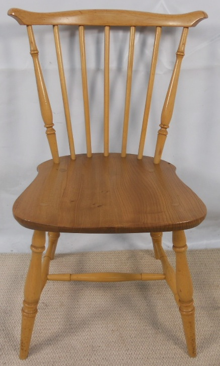Very Best set of six ercol light elm stick back kitchen dining chairs in the 437 x 727 · 143 kB · jpeg